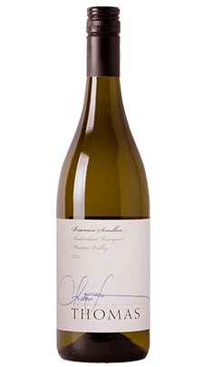2017 Braemore Semillon by Andrew Thomas