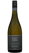 First Creek 2015 winemakers Reserve Chardonnay
